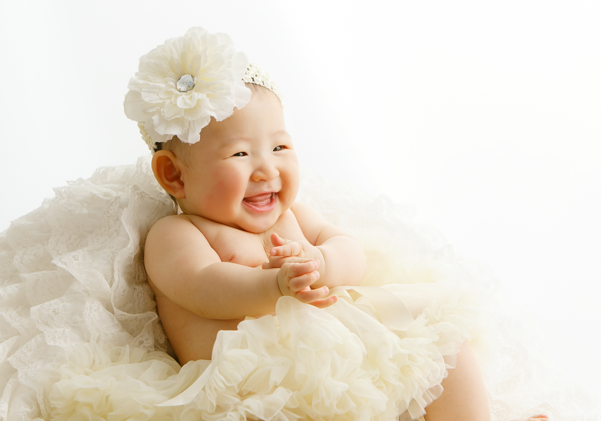 赤ちゃん女の子2